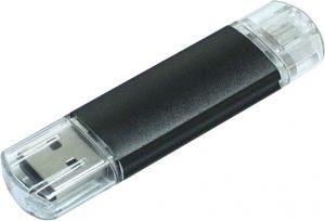 Clé USB publicitaire aluminium